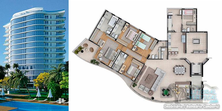 Torres 2 e 13doBrava Home Resort