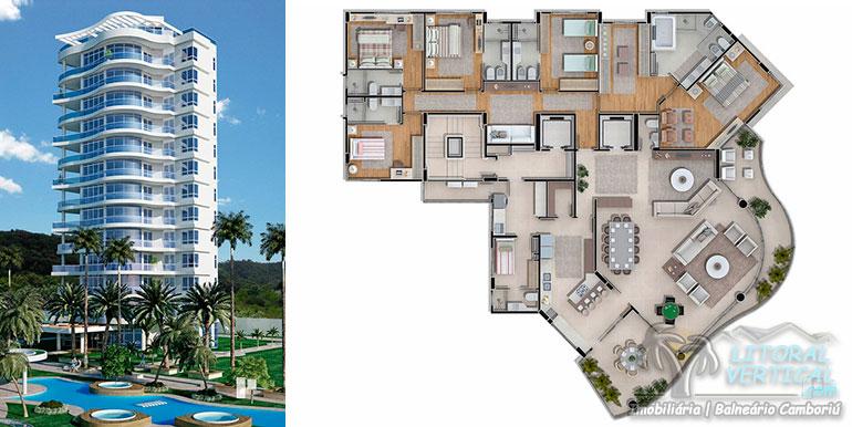 Torres 4 e 11doBrava Home Resort