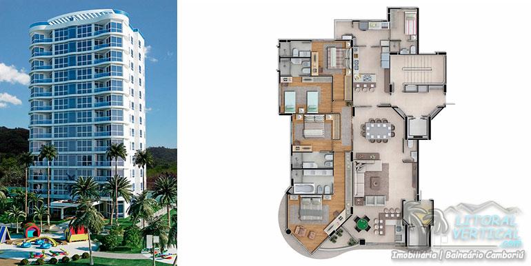 Torres 5 e 10doBrava Home Resort