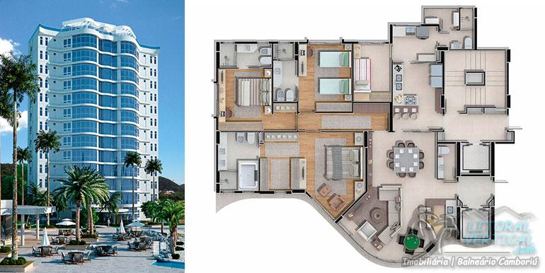 Torres 7 e 8doBrava Home Resort