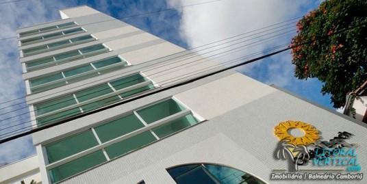 Apartamento no Edifício Cristal Beach