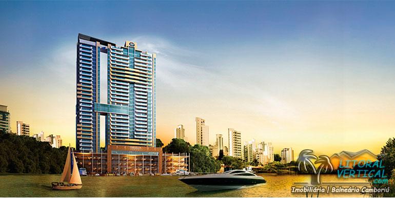 Marina Beach Towers